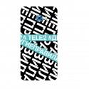 """Чехол для Samsung с принтом """"У меня другие правила (бирюзовый)"""""""